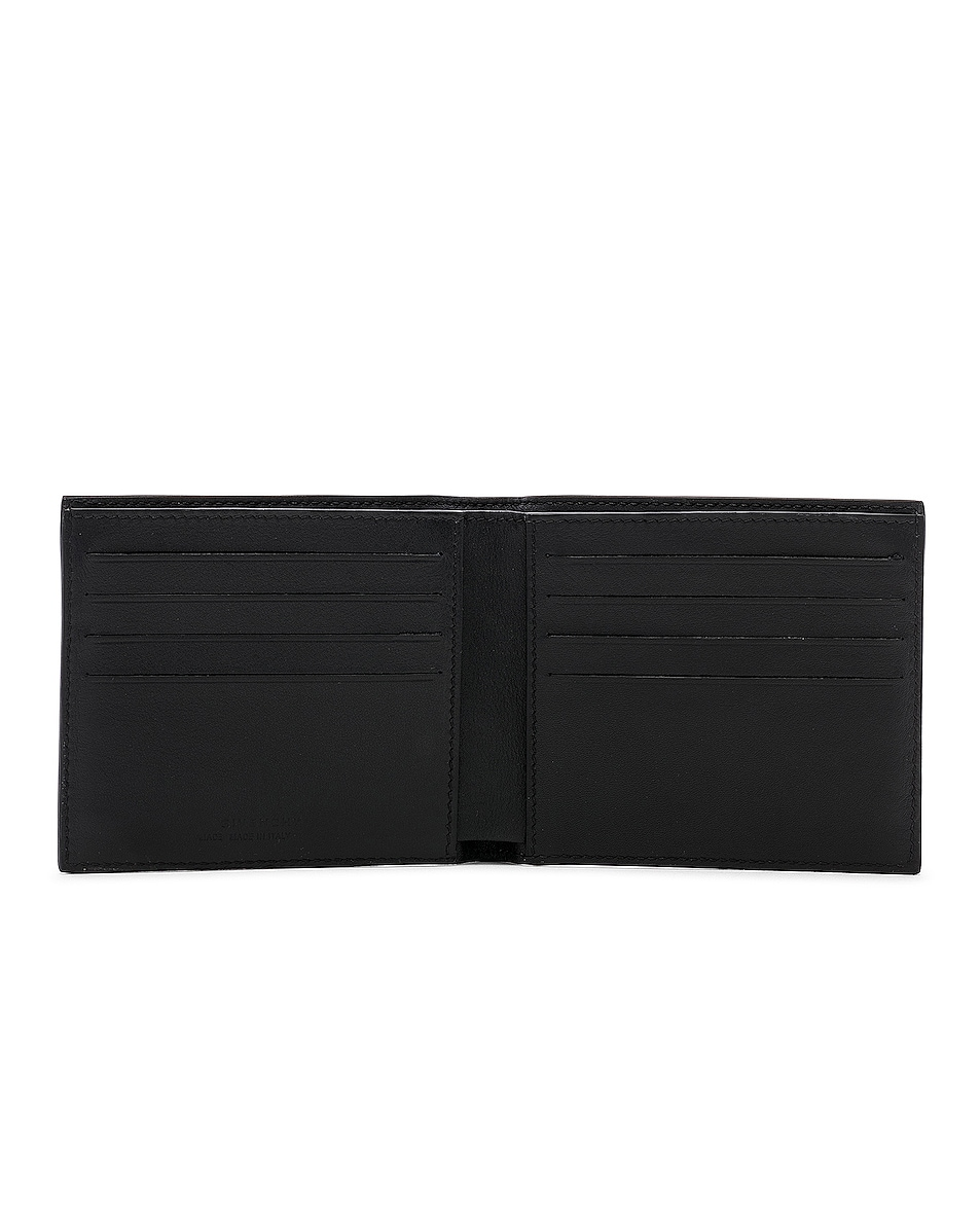 Image 4 of Givenchy Billfold Wallet in Black