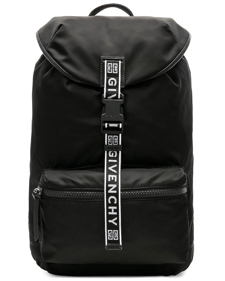 Image 1 of Givenchy Light 3 Backpack in Black