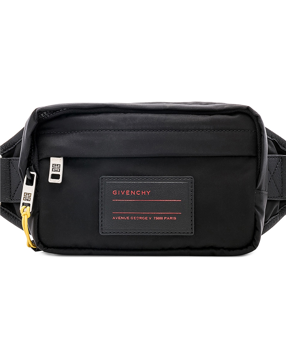 Image 1 of Givenchy Bum Bag in Black