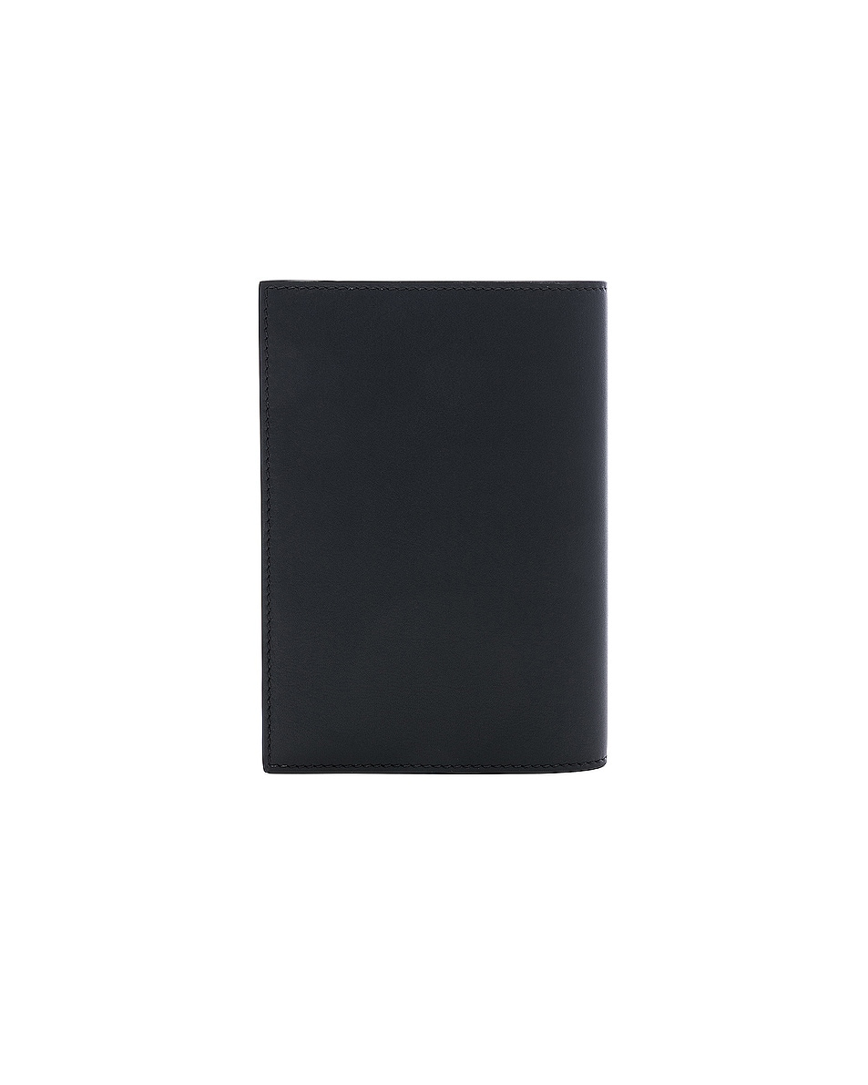 Image 2 of Givenchy Passport Holder in Black