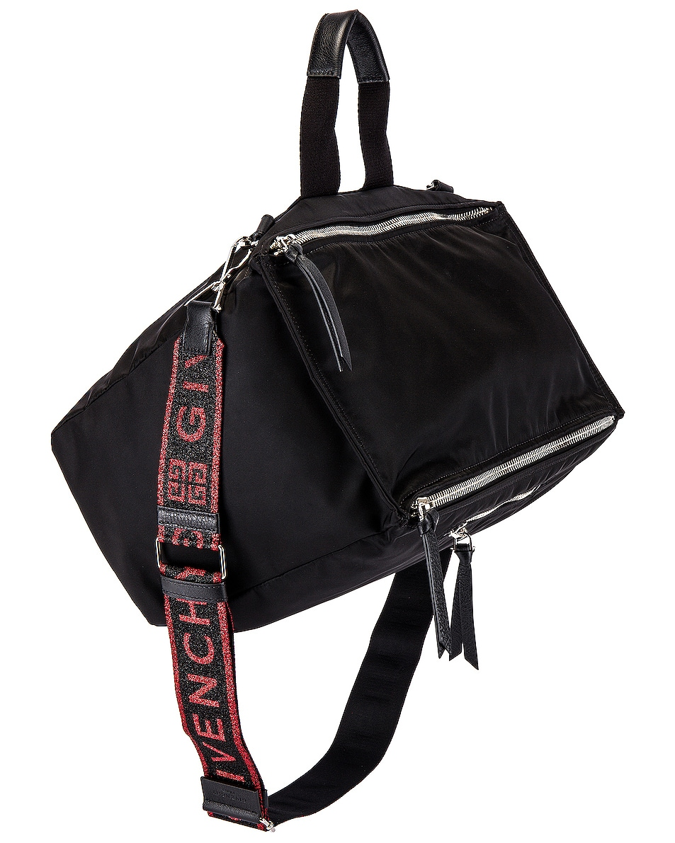 Image 1 of Givenchy Cross Body Bag in Black