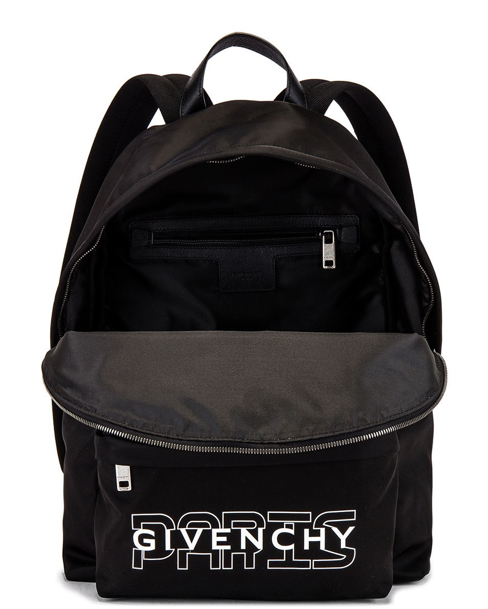 Image 4 of Givenchy Backpack in Black