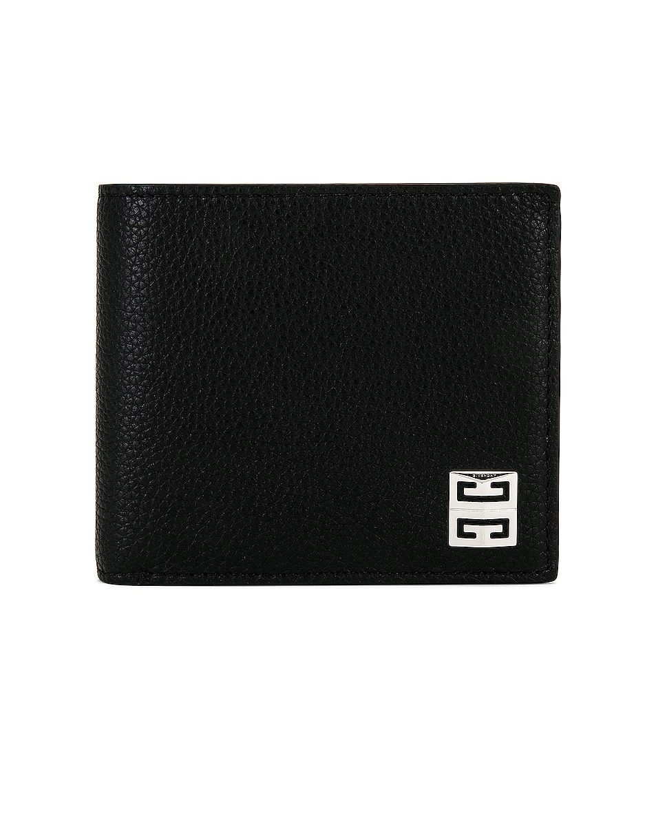 Image 1 of Givenchy 8CC Wallet in Black