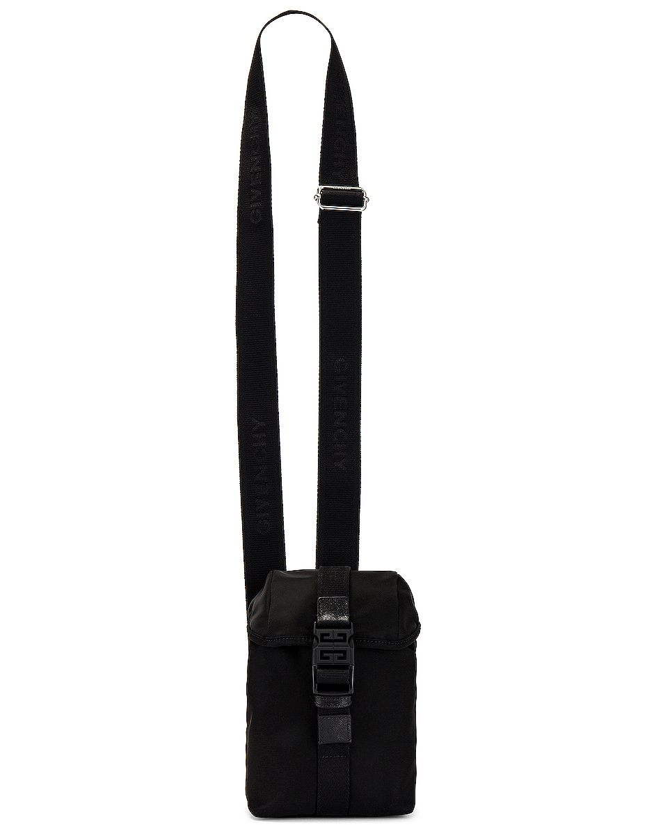 Image 1 of Givenchy 4G Light Mini Backpack in Black