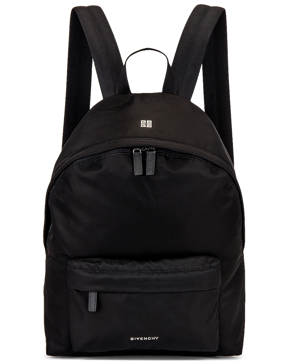 Image 1 of Givenchy Essential Backpack in Black