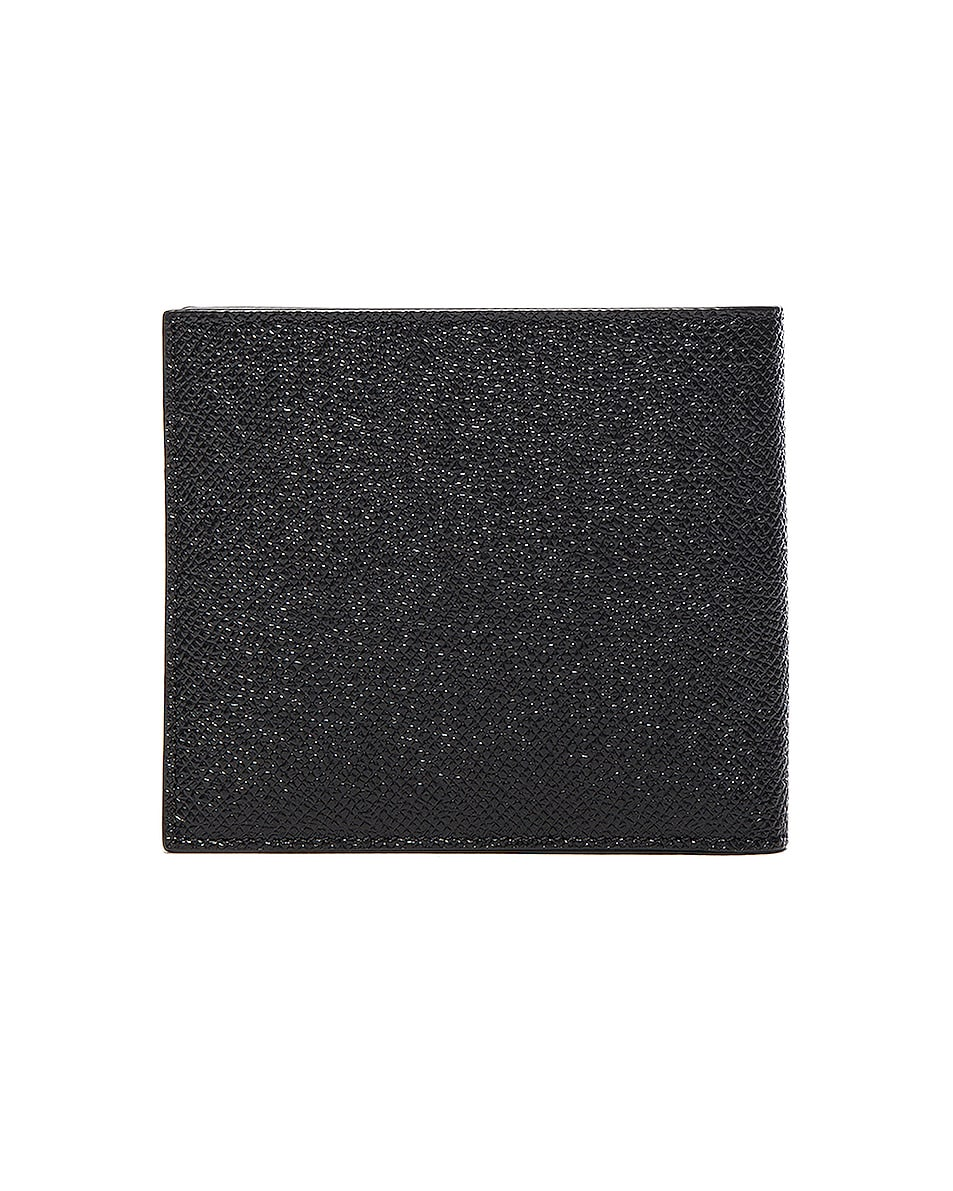 Image 2 of Givenchy Leather Billfold Wallet in Black