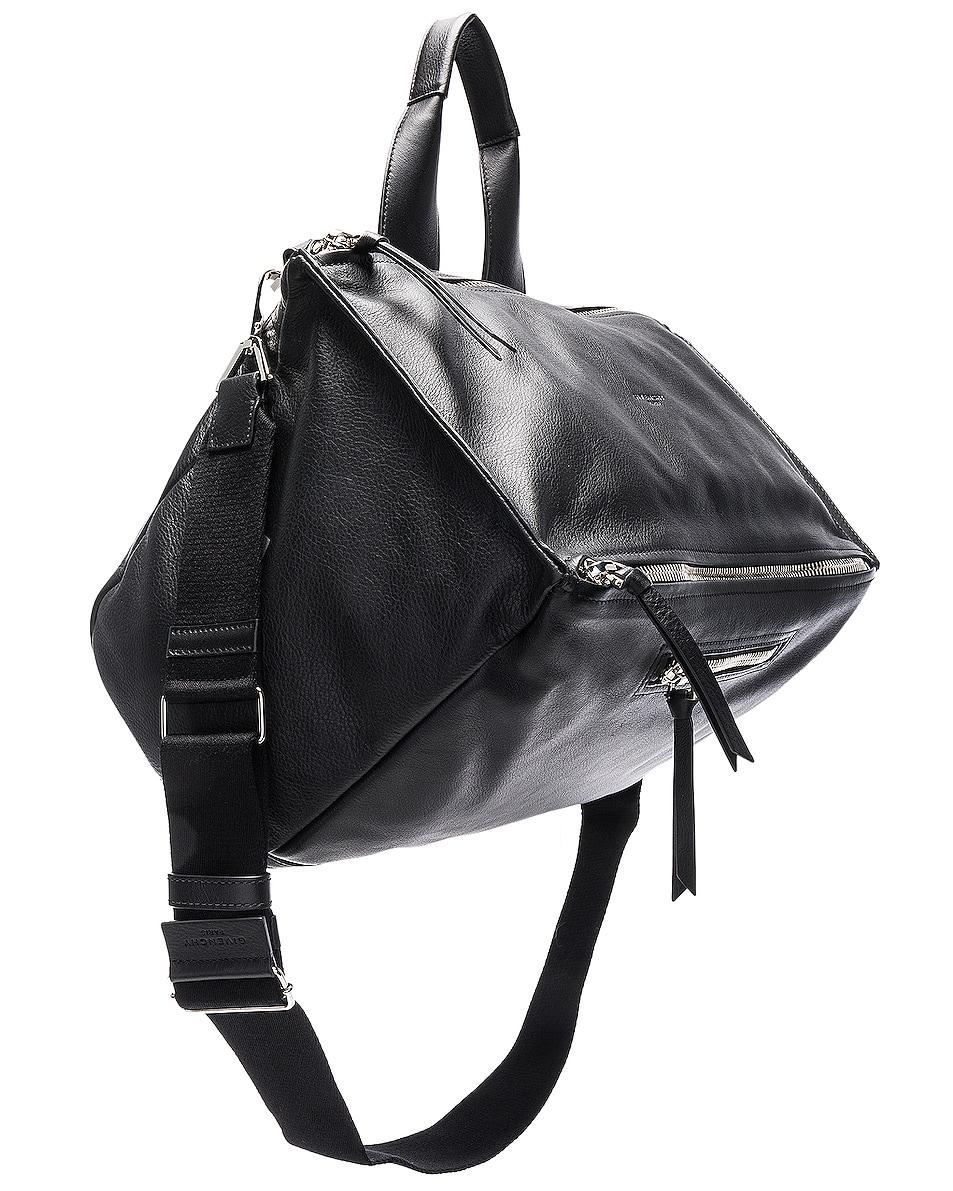 Image 1 of Givenchy Messenger Bag in Black