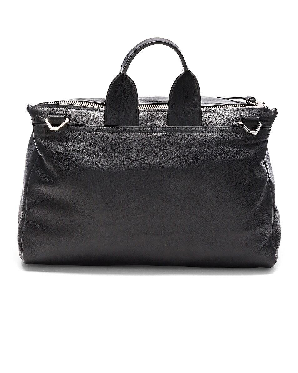 Image 3 of Givenchy Messenger Bag in Black