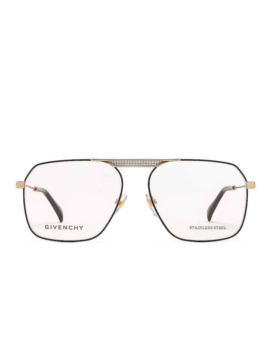 Image 1 of Givenchy Optical Eyeglasses in Gold