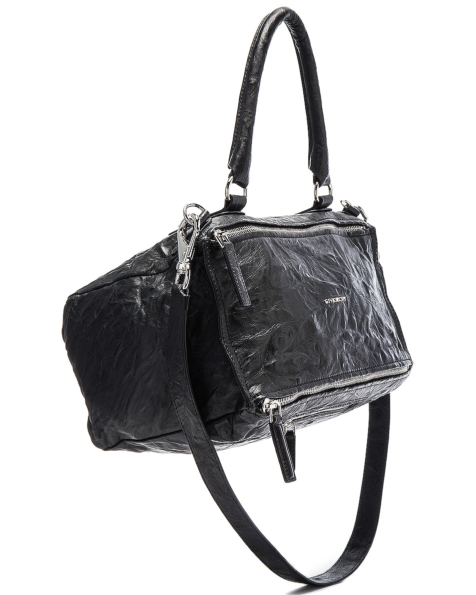 Image 1 of Givenchy Medium Old Pepe Pandora in Black