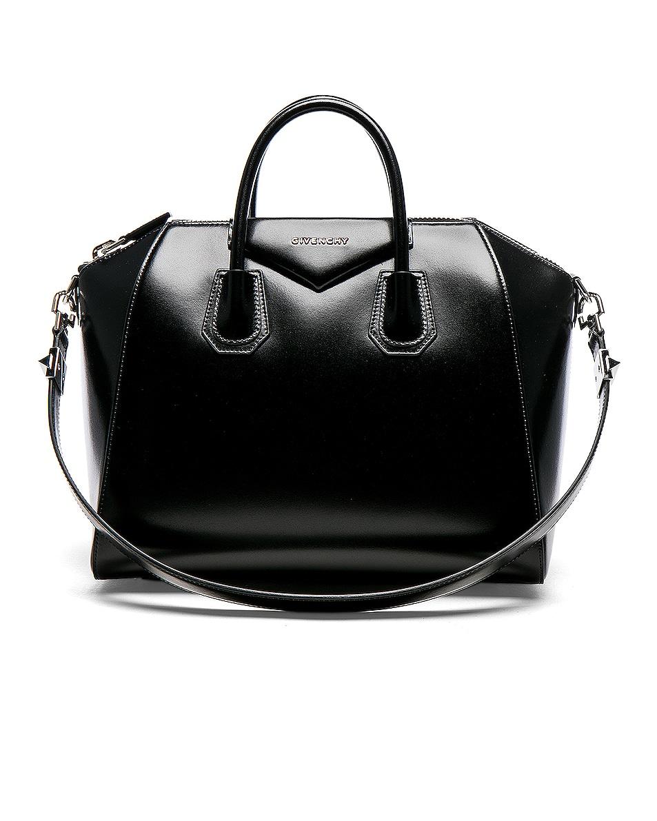 Image 1 of Givenchy Medium Box Antigona in Black
