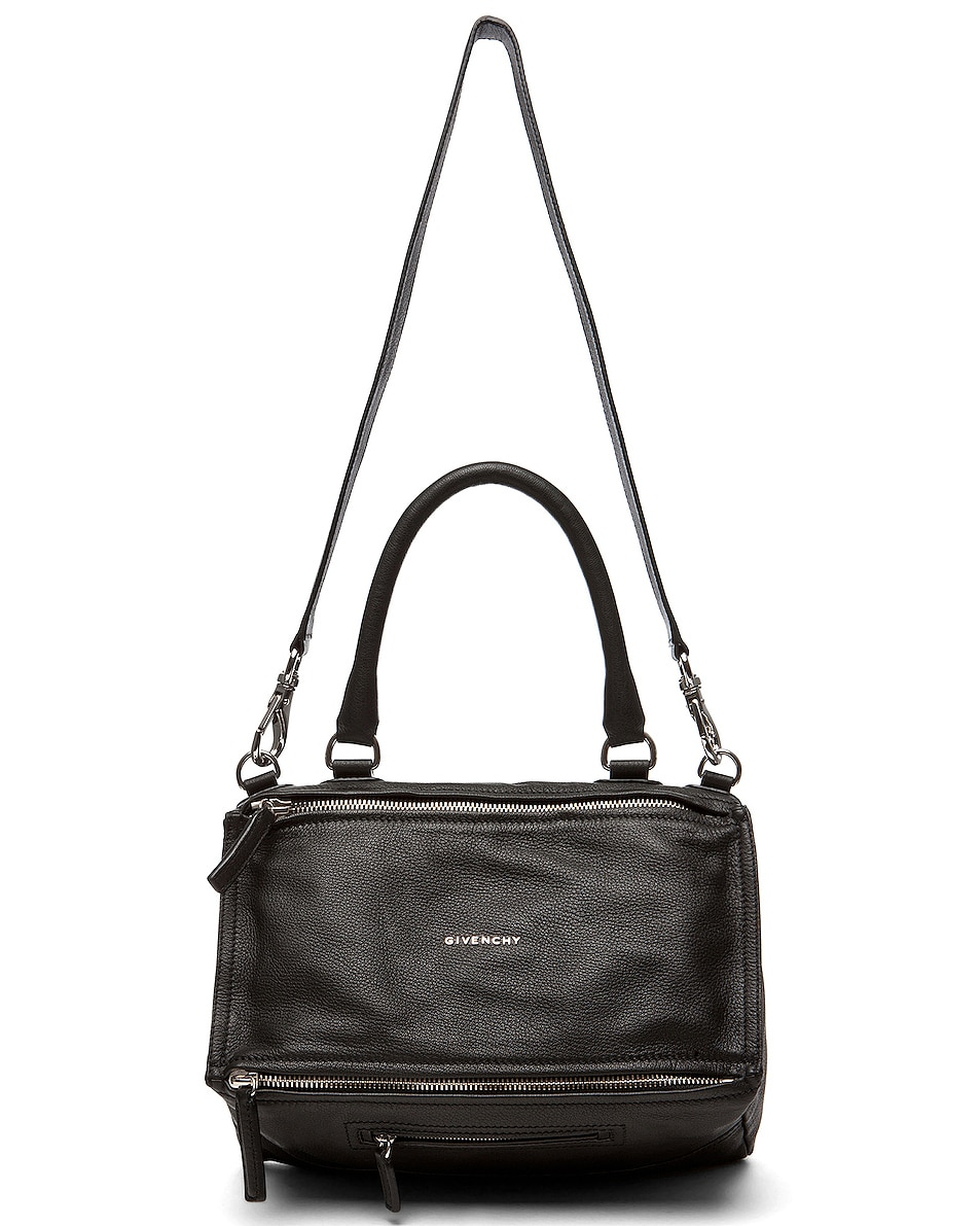 Image 5 of Givenchy Medium Sugar Pandora in Black