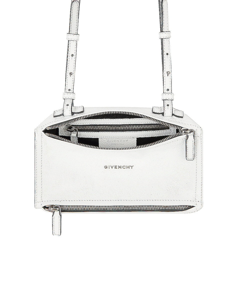 Image 5 of Givenchy Mini Pandora in White