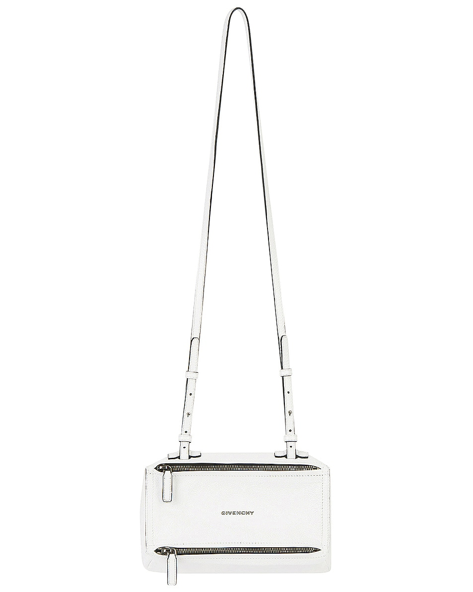 Image 6 of Givenchy Mini Pandora in White