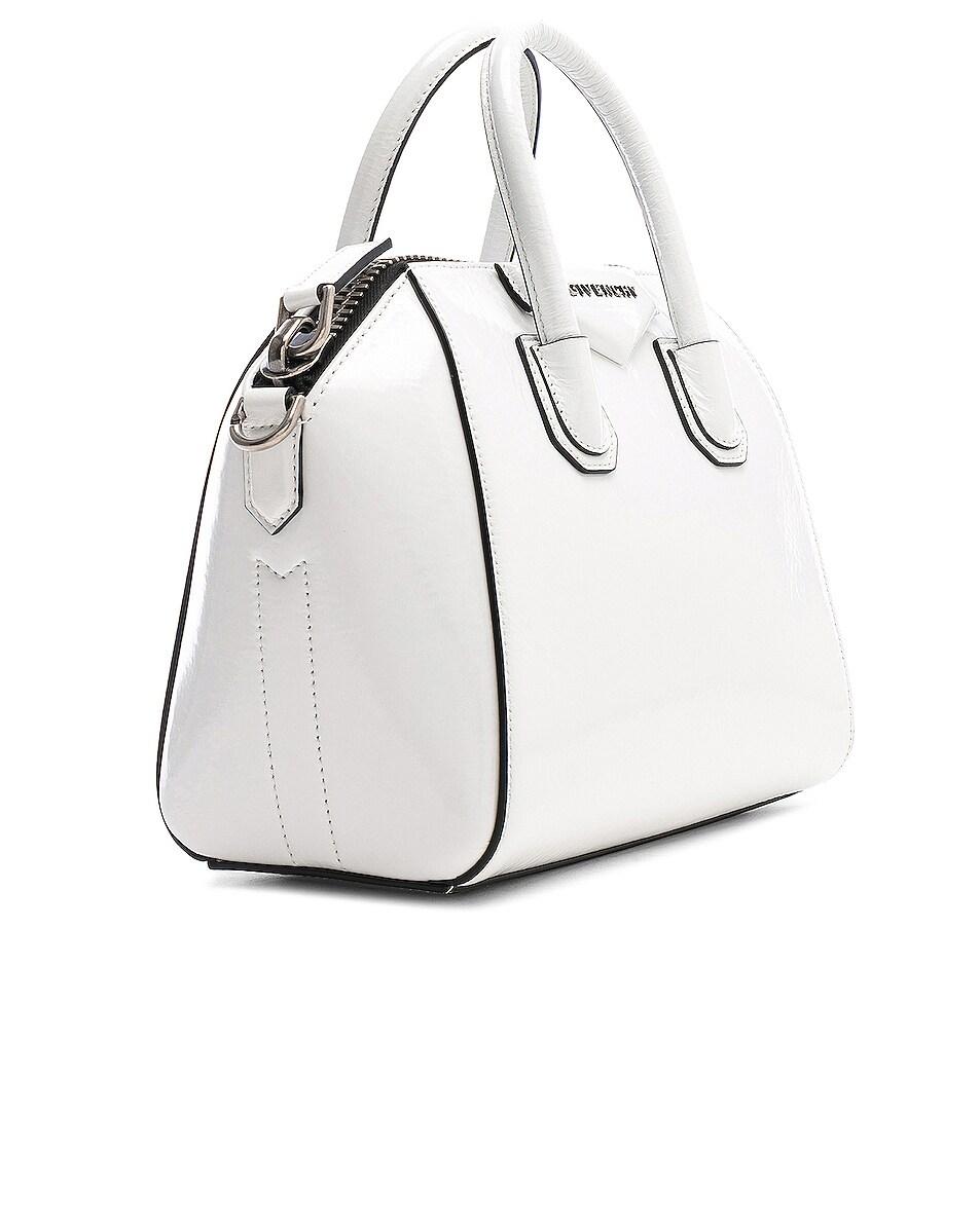 Image 4 of Givenchy Mini Antigona in White