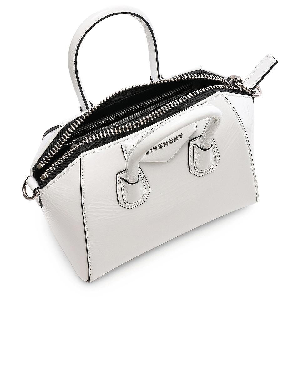 Image 5 of Givenchy Mini Antigona in White
