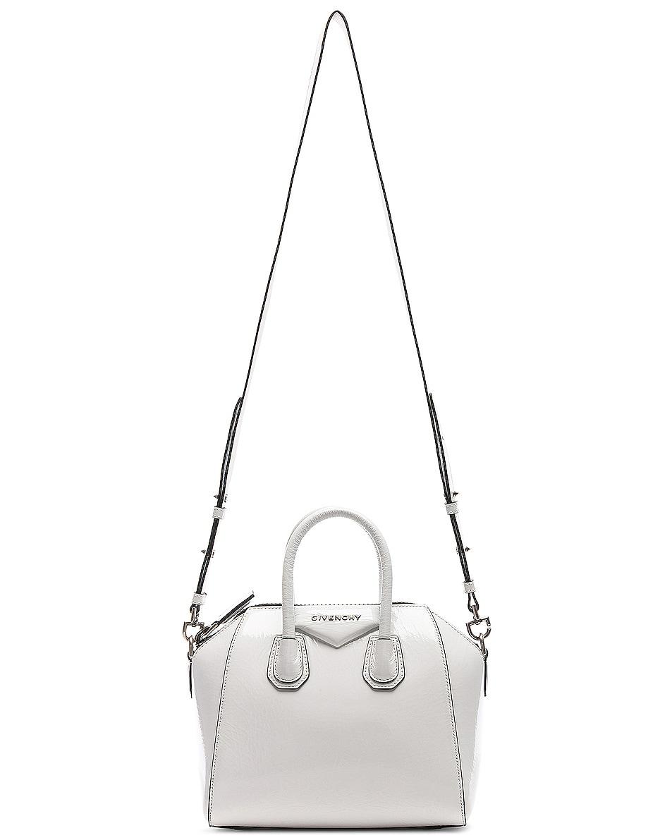 Image 6 of Givenchy Mini Antigona in White
