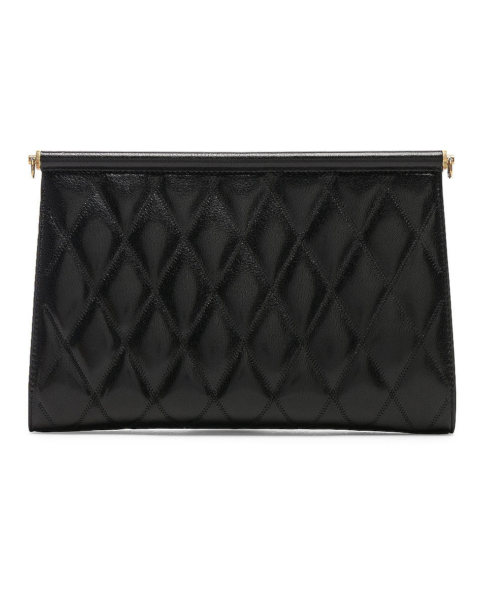 Image 3 of Givenchy Medium Gem Shoulder Bag in Black