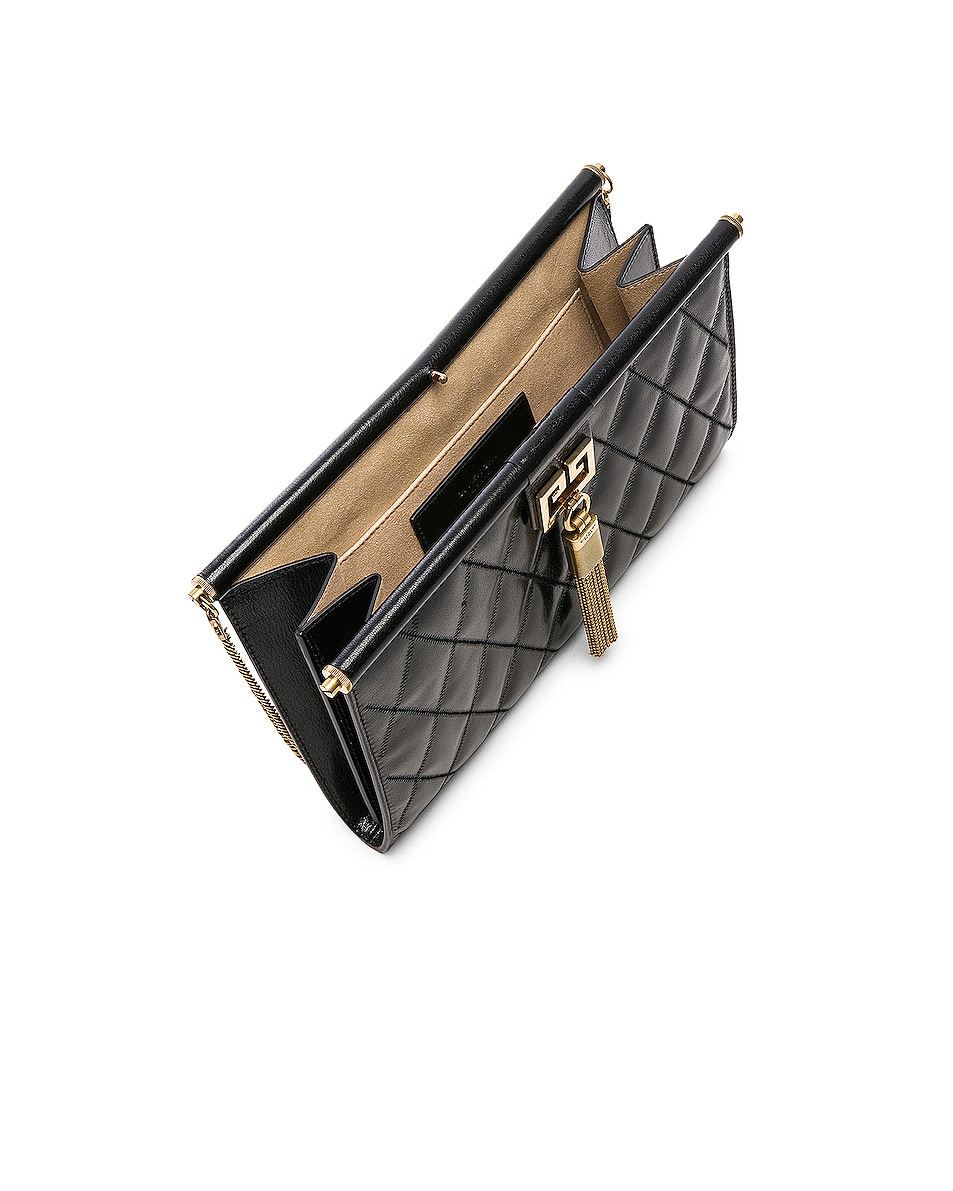 Image 5 of Givenchy Medium Gem Shoulder Bag in Black