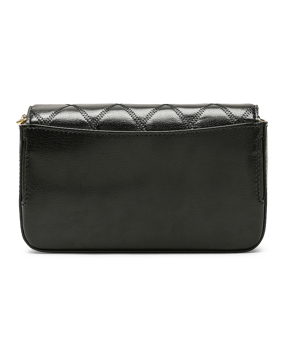Image 3 of Givenchy Mini Pocket Chain Bag in Black