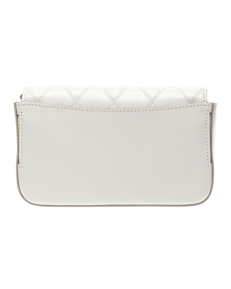 Image 3 of Givenchy Mini Pocket Chain Bag in White