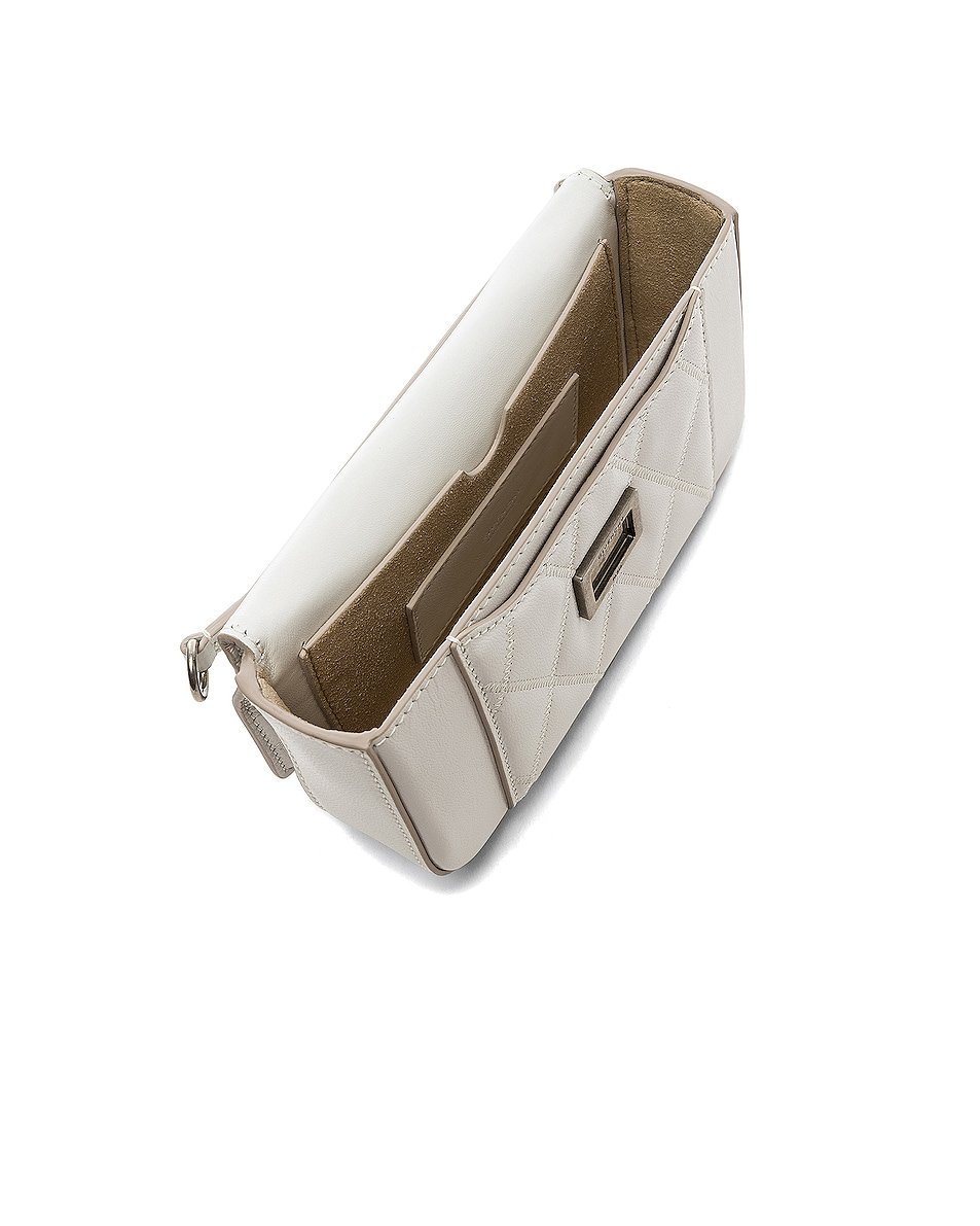 Image 5 of Givenchy Mini Pocket Chain Bag in White
