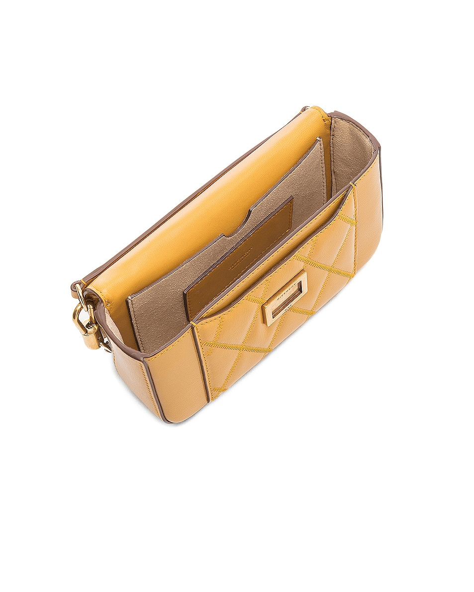 Image 5 of Givenchy Mini Pocket Chain Bag in Golden