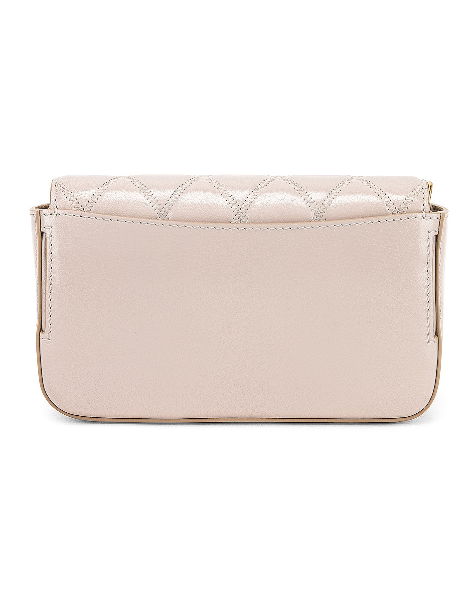 Image 3 of Givenchy Mini Pocket Chain Bag in Natural