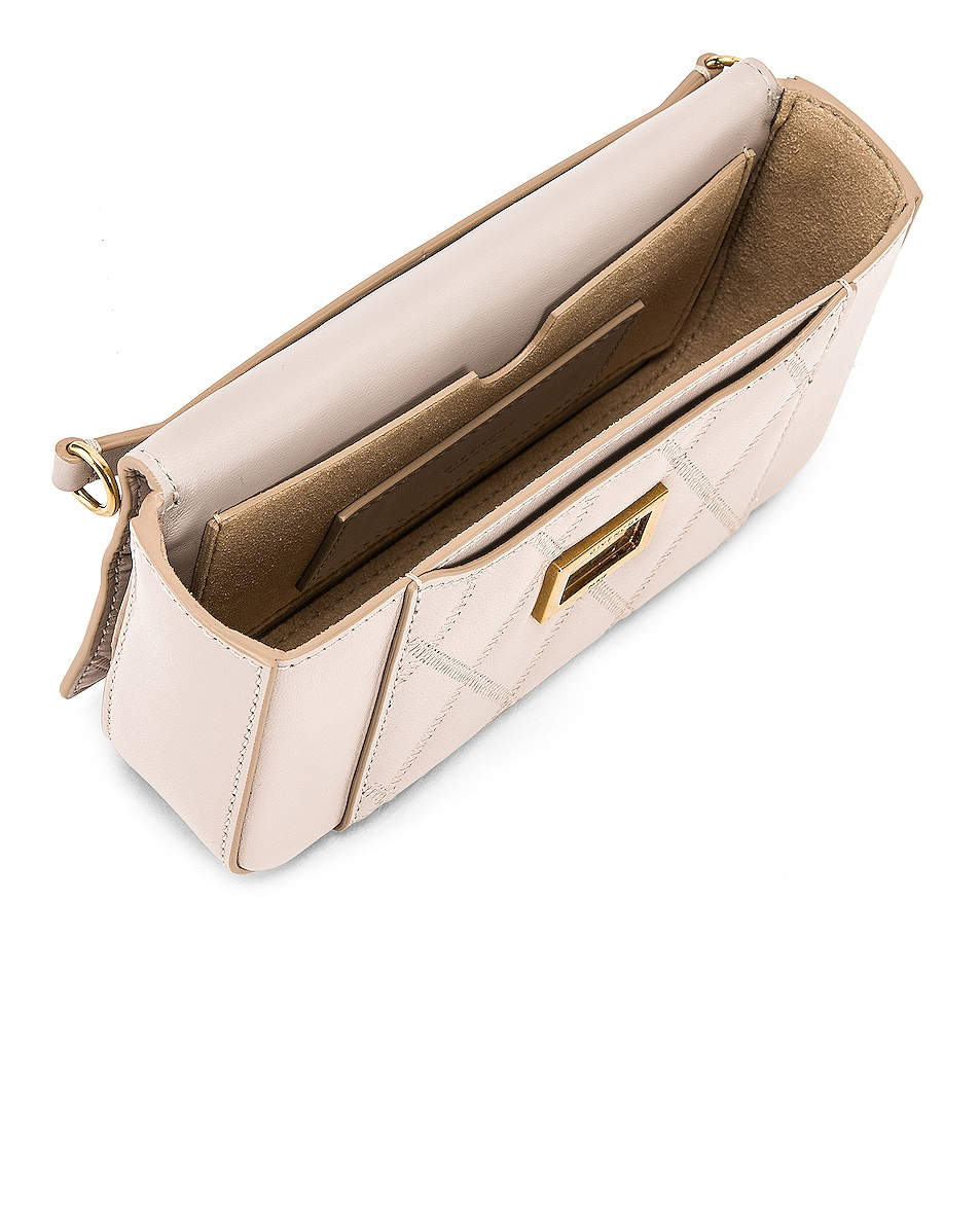 Image 5 of Givenchy Mini Pocket Chain Bag in Natural