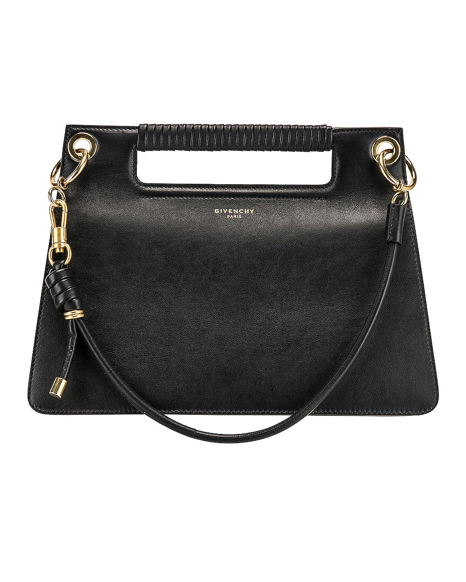 Image 1 of Givenchy Medium Whip Bag in Black