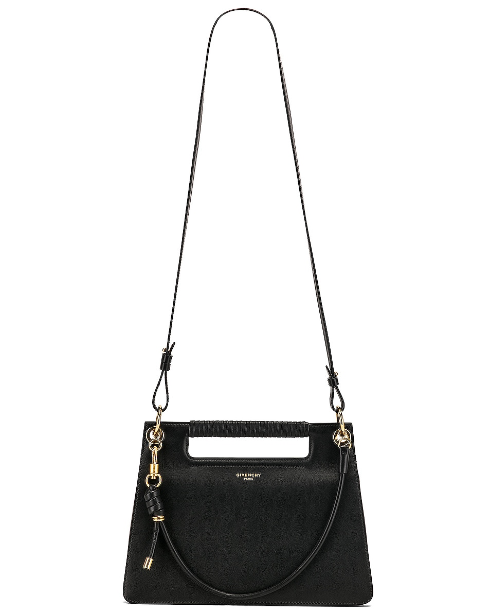 Image 6 of Givenchy Medium Whip Bag in Black