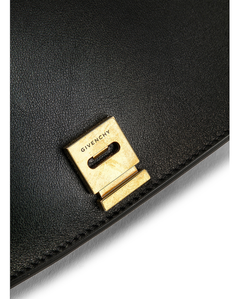 Image 7 of Givenchy Medium Whip Bag in Black