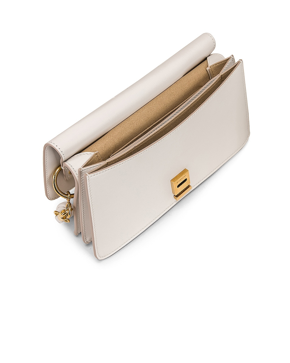 Image 5 of Givenchy Small Whip Bag in White