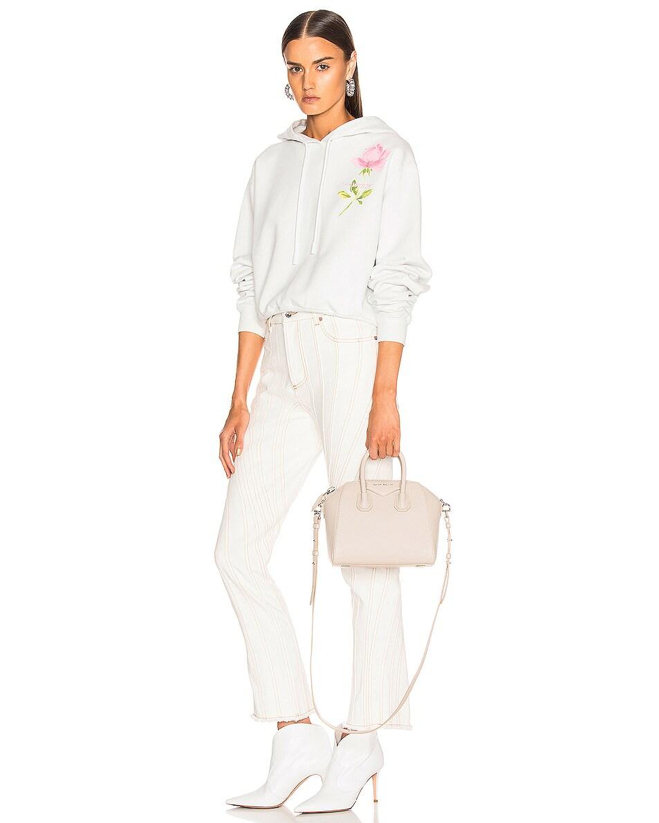 Image 2 of Givenchy Mini Sugar Antigona in Natural