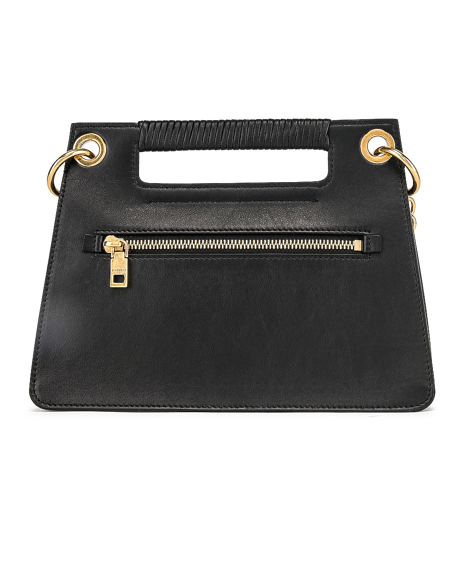 Image 3 of Givenchy Small Whip Bag in Black