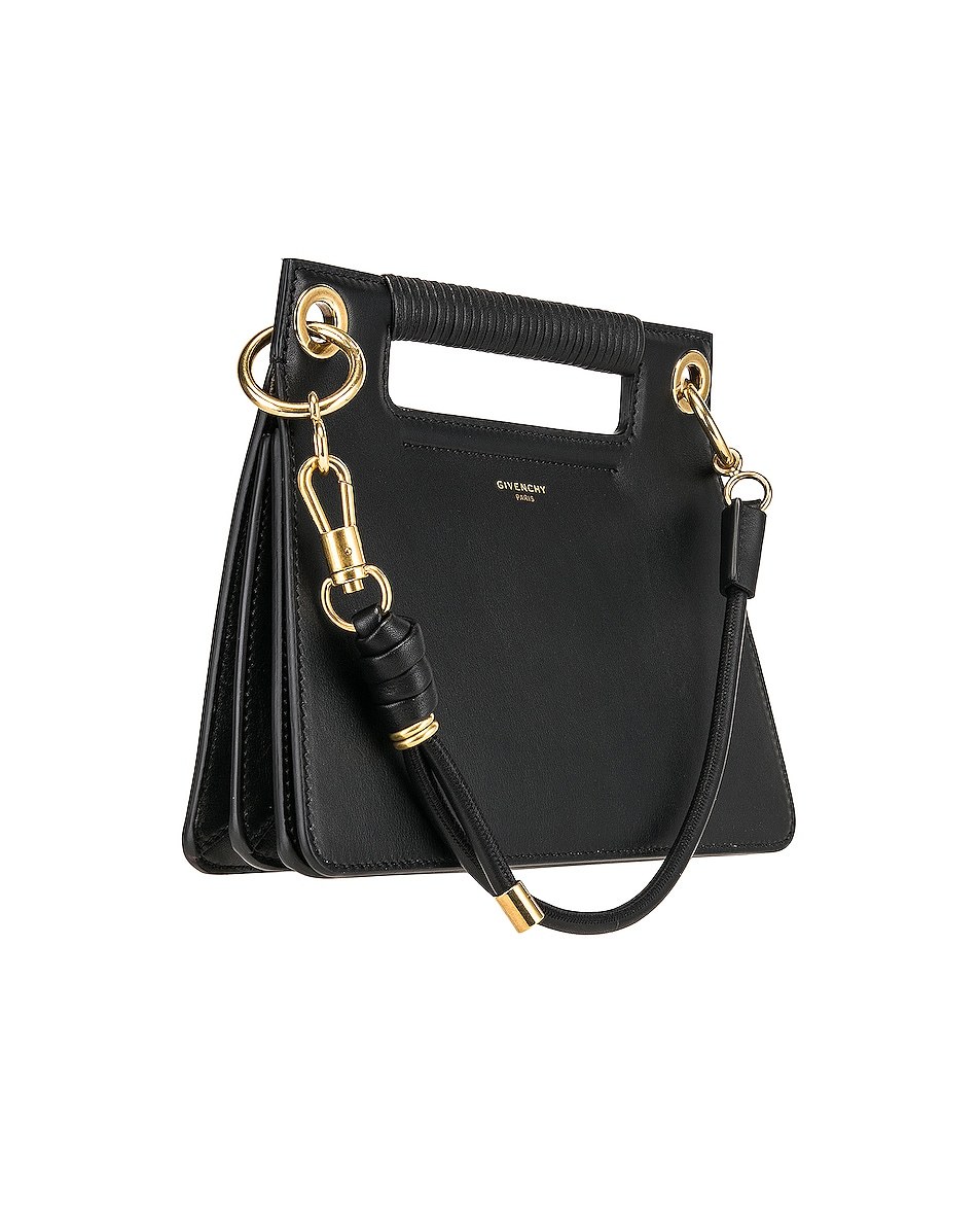 Image 4 of Givenchy Small Whip Bag in Black