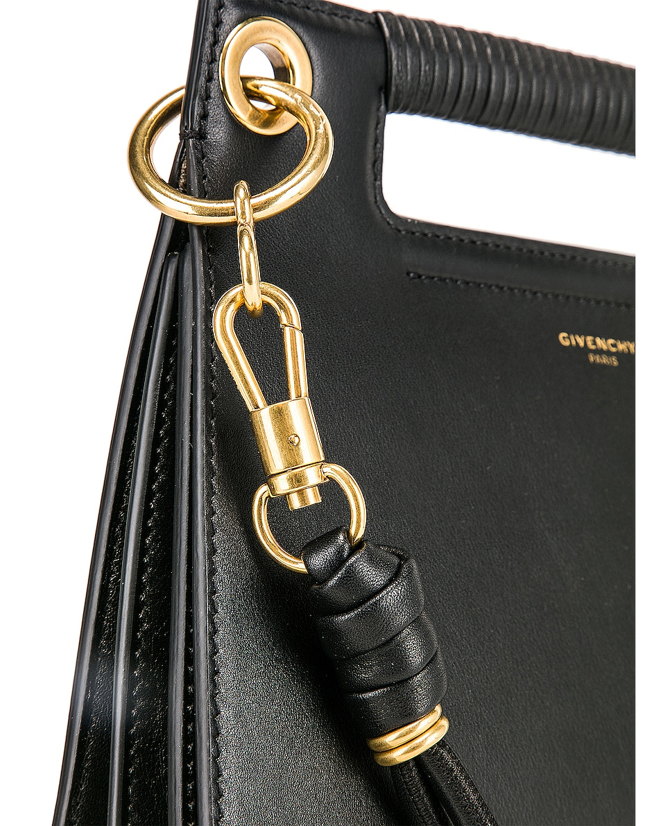 Image 8 of Givenchy Small Whip Bag in Black