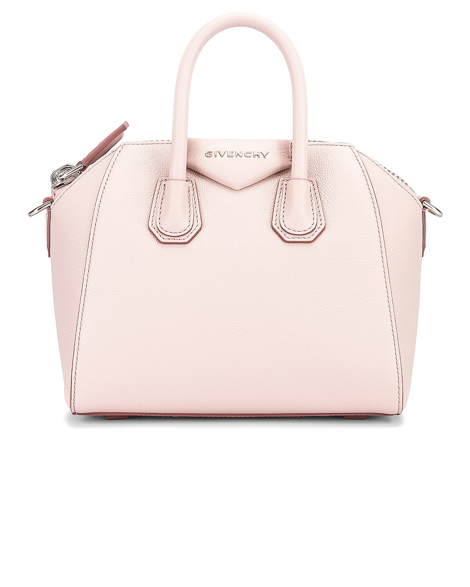 Image 1 of Givenchy Mini Sugar Antigona in Pale Pink