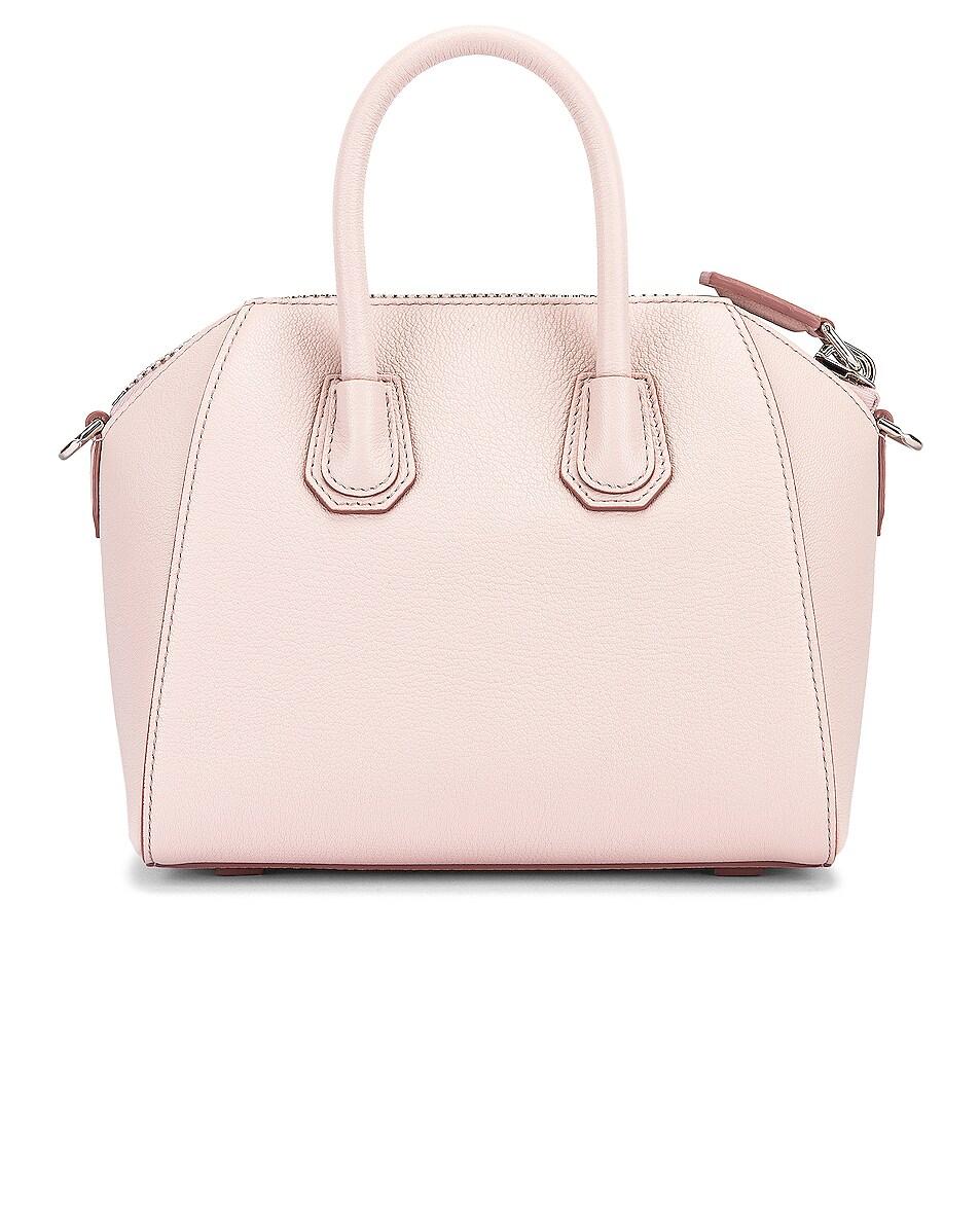 Image 2 of Givenchy Mini Sugar Antigona in Pale Pink