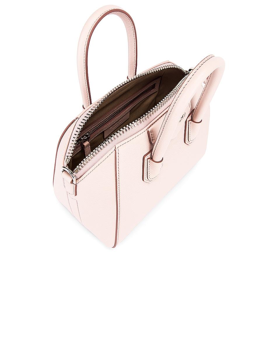 Image 4 of Givenchy Mini Sugar Antigona in Pale Pink