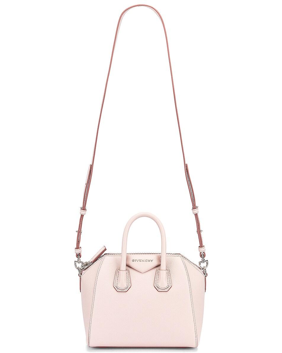 Image 5 of Givenchy Mini Sugar Antigona in Pale Pink