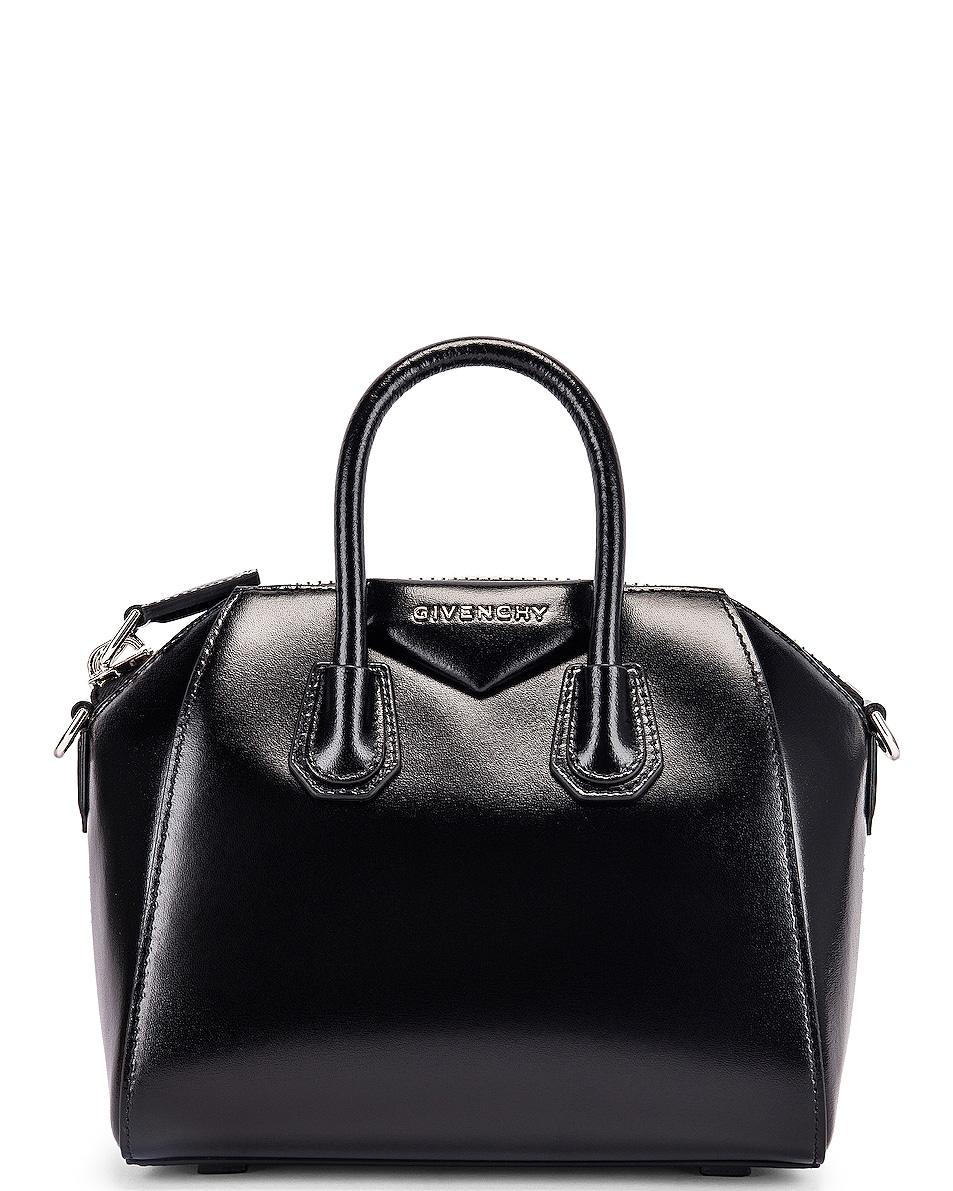 Image 1 of Givenchy Mini Box Antigona in Black