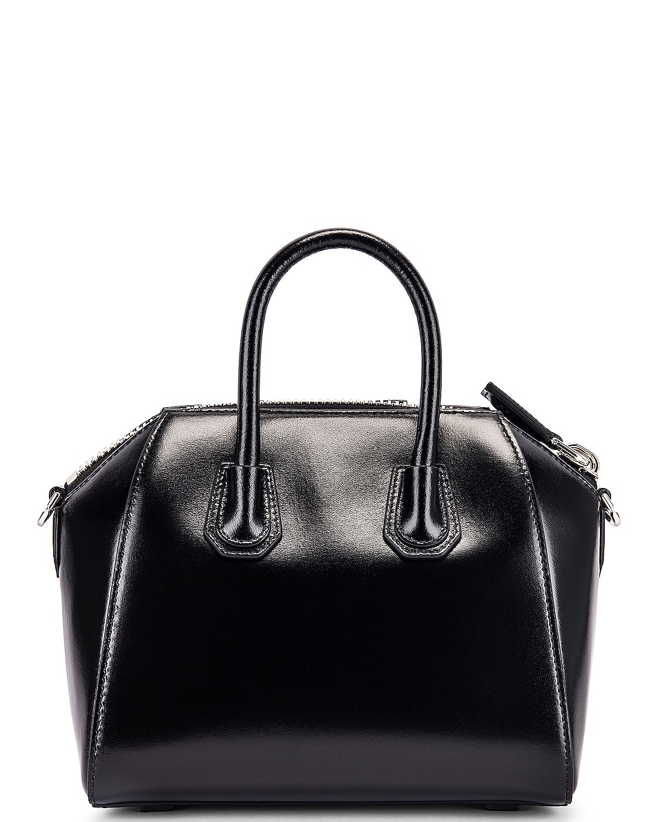 Image 3 of Givenchy Mini Box Antigona in Black