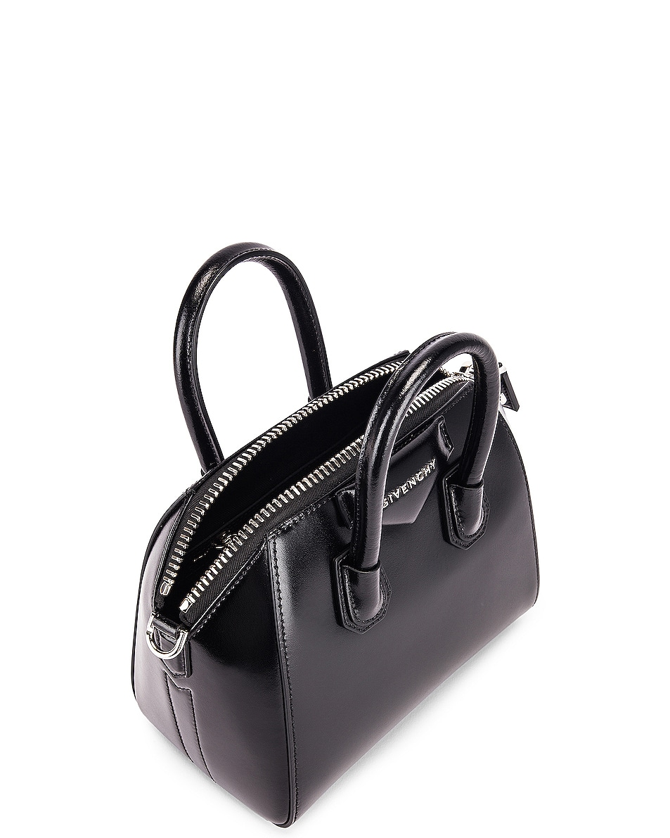 Image 5 of Givenchy Mini Box Antigona in Black