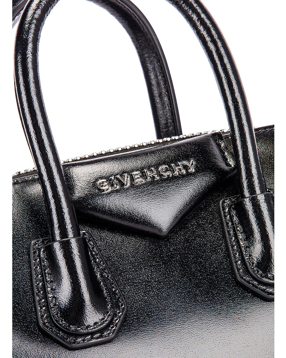 Image 8 of Givenchy Mini Box Antigona in Black
