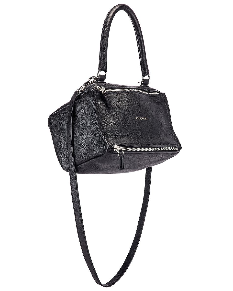 Image 1 of Givenchy Small Sugar Pandora in Black