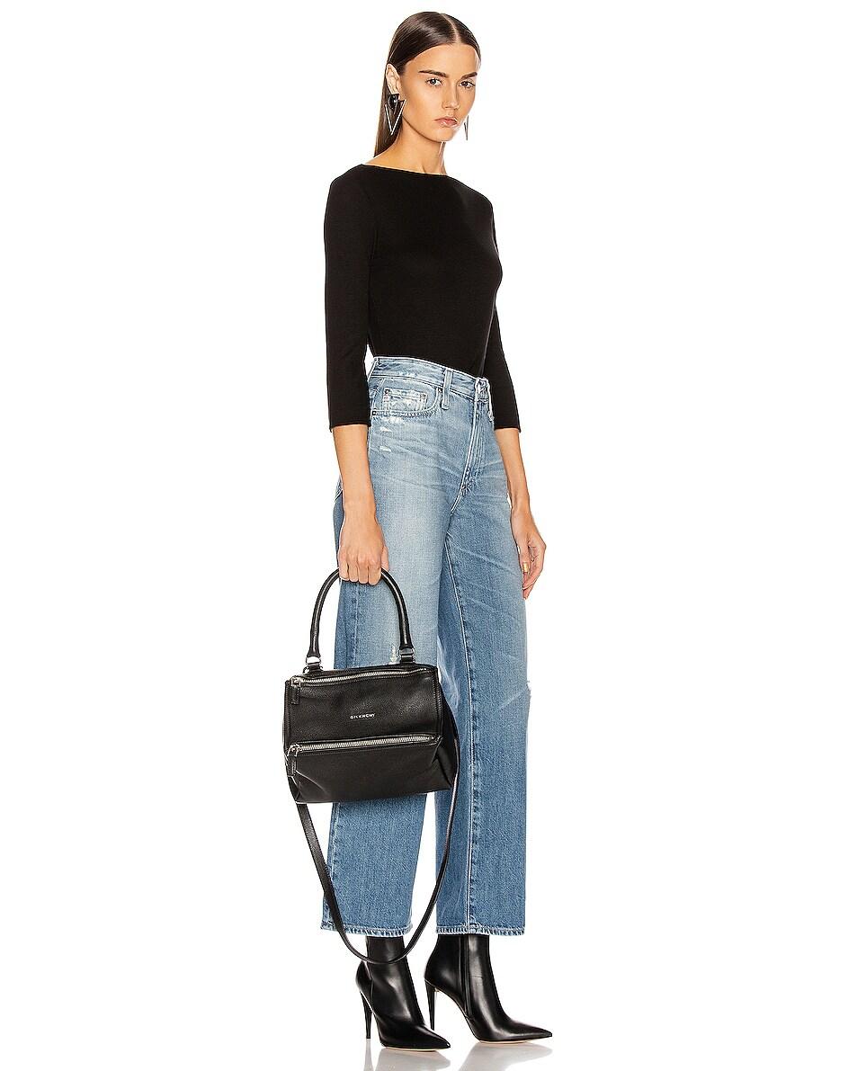 Image 2 of Givenchy Small Sugar Pandora in Black