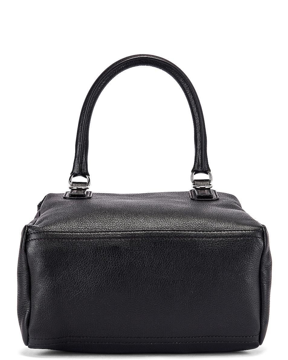Image 3 of Givenchy Small Sugar Pandora in Black