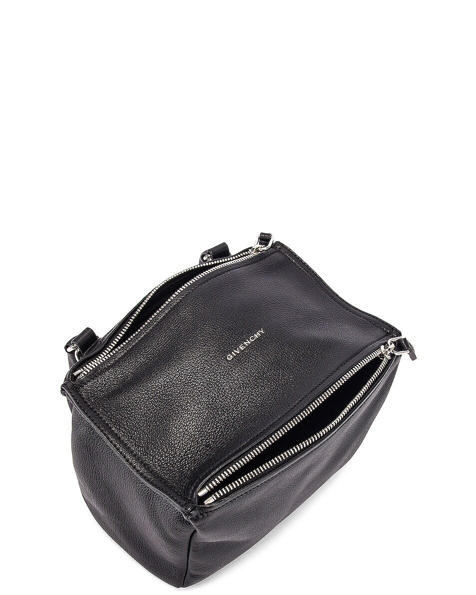 Image 4 of Givenchy Small Sugar Pandora in Black