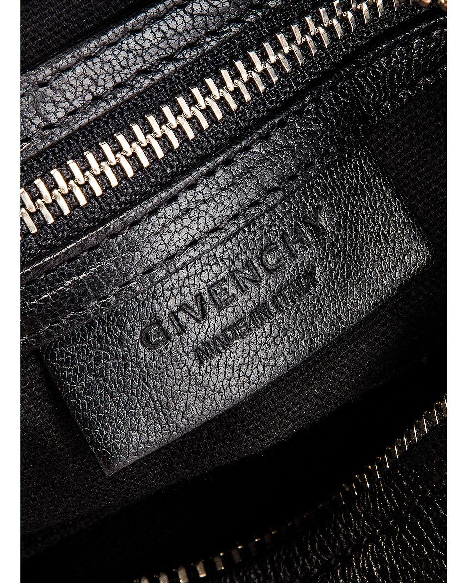 Image 6 of Givenchy Small Sugar Pandora in Black